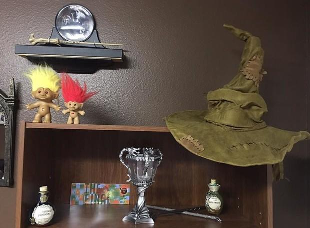 quarto-de-crianca-harry-potter-decoracao (Foto: Reprodução/Facebook)