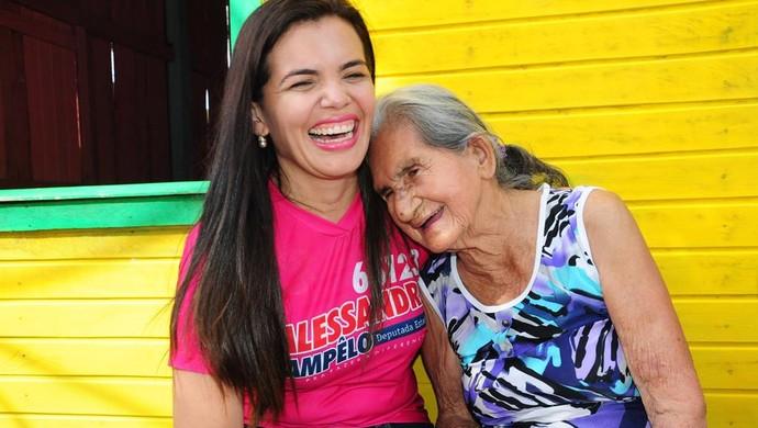 alessandra campêlo (Foto: Divulgação)