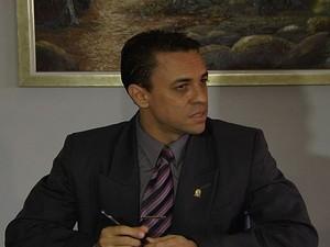 Delegado nega existência de grupo de extermínio de moradores de rua, em Goiás (Foto: Reprodução/ TV Anhanguera)