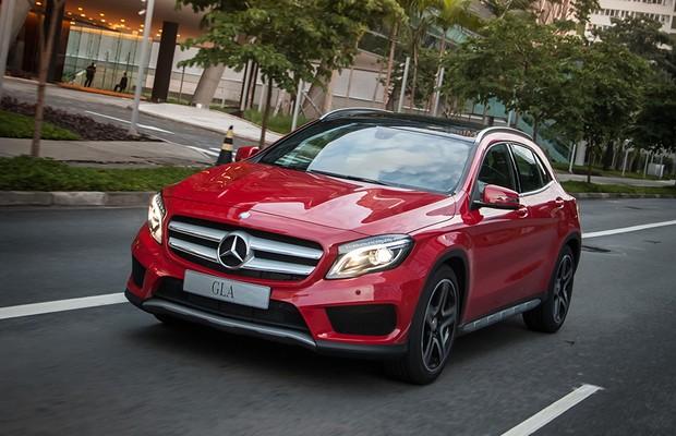 Avaliação: Mercedes-Benz GLA 250 - AUTO ESPORTE | Análises