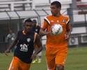 Flu testa Diego Souza e Henrique em jogo-treino, e zagueiro pode estrear