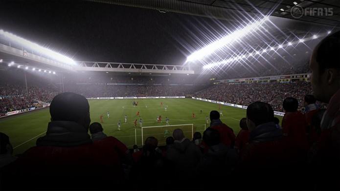 Agora as torcidas de Fifa 15 serão realistas o suficiente para serem o 12º jogador (Foto: VG247)