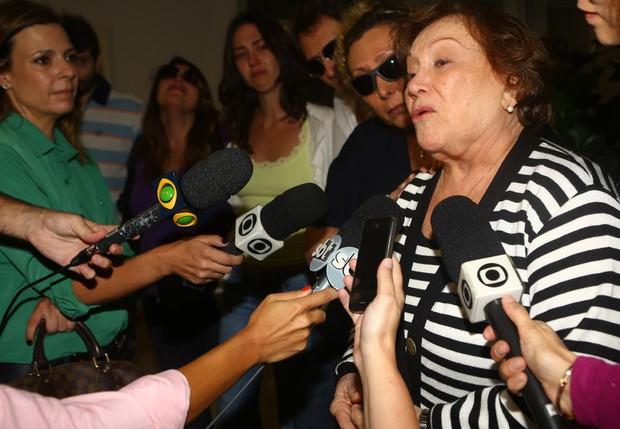 Família de Paulo Goulart (Foto: Iwi Onodera / EGO)