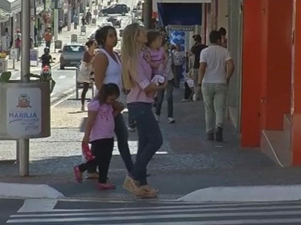 Mães (Foto: Reprodução/TV Tem)