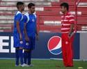 Náutico contrata Dimba e Alan Santos para o ataque e meio-campo