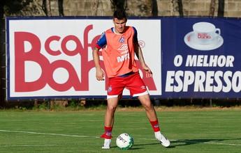 """Tiago fala sobre parceria na zaga e gol de cabeça: """"Decide campeonato"""""""