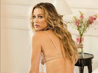 Luana Piovani compartilha nova foto de seu ensaio para a 'Playboy'