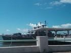 Navios da Marinha do Brasil estão abertos à visitação em Aracaju