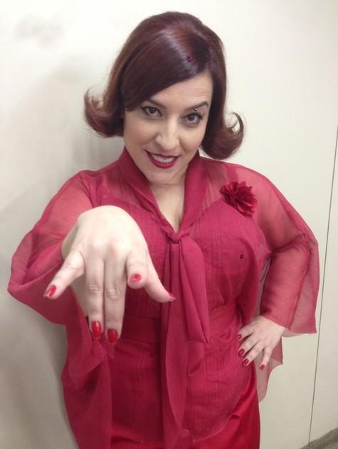Simone Gutierrez (Foto: Arquivo pessoal)