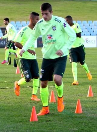 Iago Maidana Criciúma Seleção sub-20 (Foto: CBF/Divulgação)