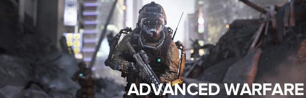 G1 jogou em 2014: Call of Duty: Advanced Warfare (Foto: Divulgação/Sledgehammer)