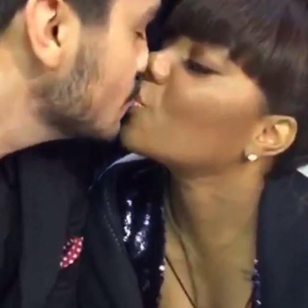 Luan Santana e Ludmilla (Foto: Reprodução / Instagram)