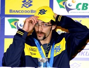vôlei brasil giba coletiva (Foto: Vanessa Carvalho / Agência Estado)