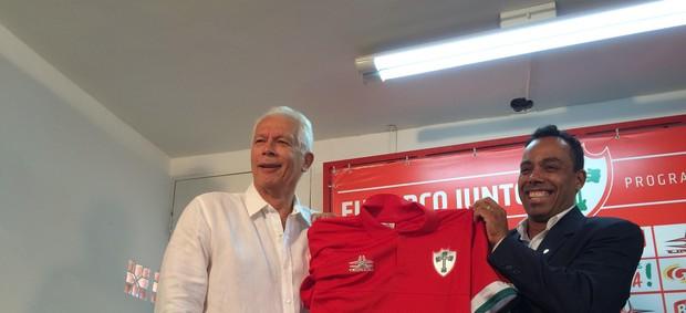 Emerson Leão Alexandre Barros Portuguesa