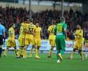 Com dois gols de Diego Souza, Metalist avança na Copa da Ucrânia