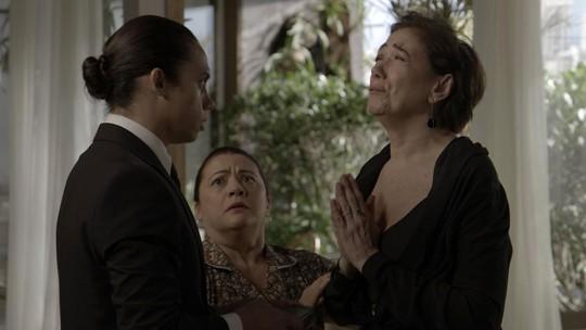 Nonato tem uma ideia para ajudar Silvana