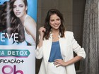 Agatha Moreira fala sobre novo affair: 'Só posso dizer que estou feliz'
