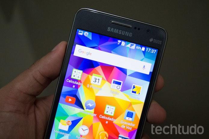 Galaxy Gran Prime Duos: como atualizar o Android do celular (Foto: Marvin Costa/TechTudo)
