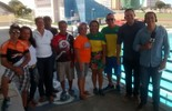 Familiares dos atletas paraibanos  se reúnem em João Pessoa (Expedito Madruga (GloboEsporte.com/pb))
