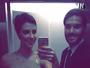 Camila Rodrigues erra o dia do casamento de Paulo Gustavo