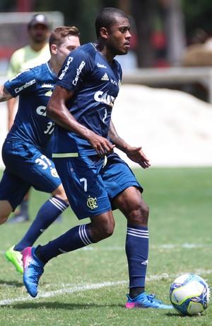 Marcelo Cirino treino Flamengo (Foto: Gilvan de Souza/Flamengo)
