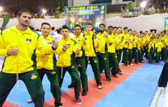 Karatecas de RO que aderiram crossfit sobem ao pódio no Brasileiro
