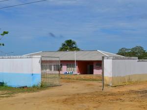 Centro de Zoonoses fechado (Foto: Francisco Rocha/G1)