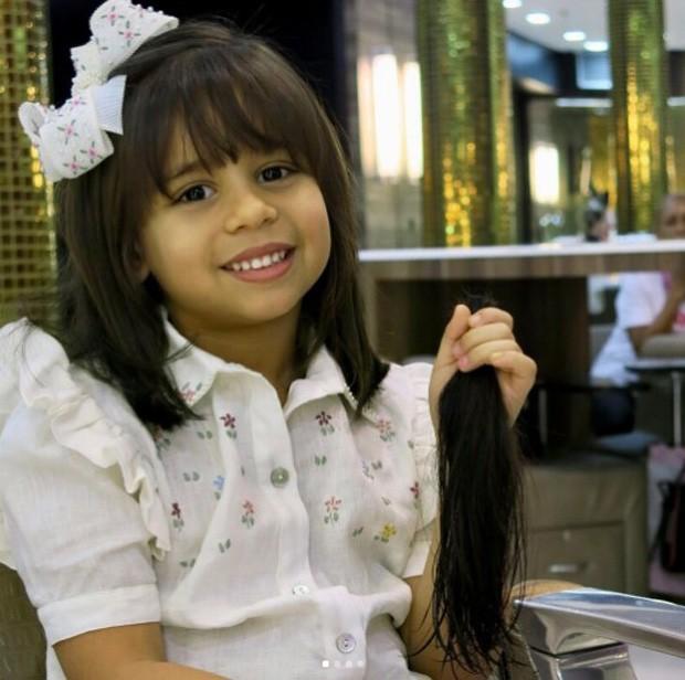 Isabelle, filha de Xand Avião (Foto: Reprodução/Instagram)