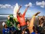 Campeão mundial sub-18 de surfe, Weslley Dantas mira Tóquio 2020