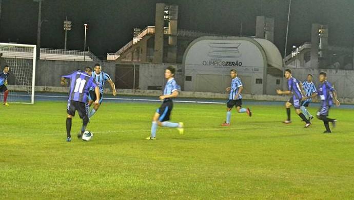 Ypiranga; Combatente; Amapá; Sub-20; Futebol (Foto: Rosivaldo Nascimento/Arquivo Pessoal)