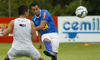 Cruzeiro; Leandro Damião (Foto: Washington Alves/Light Press)