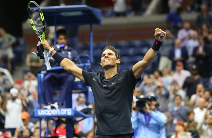 Rafael Nadal US Open (Foto: Reuters)