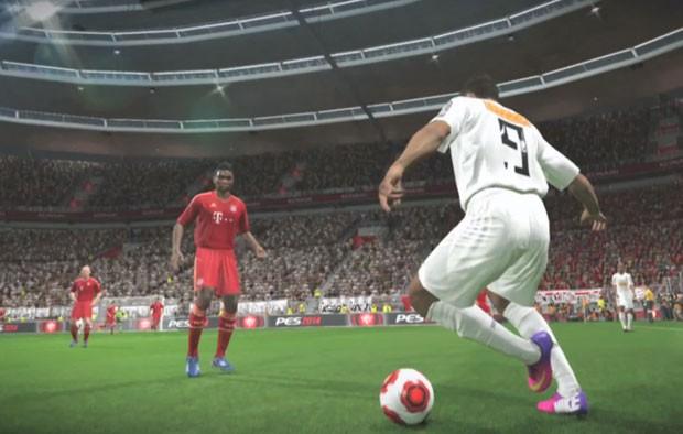 'Pro Evolution Soccer 2014' (Foto: Divulgação/Konami)