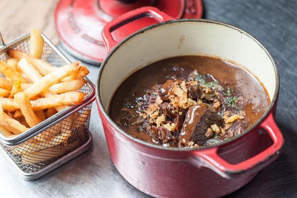 Carne de panela está no menu especial do La Casserole (Foto: Divulgação)