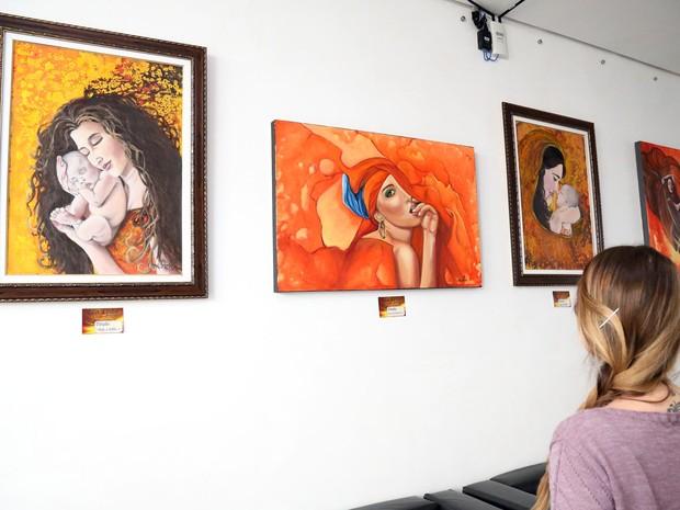 """Exposição """"Arte em Foco"""" permanece até de 21 de agosto.  (Foto: Marcelo Alvarenga/Câmara Municipal de Mogi das Cruzes)"""