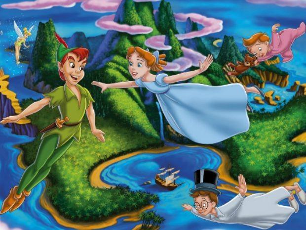 Animação 'As Aventuras do Peter Pan' vai ser exibido na sexta-feira (4) (Foto: Divulgação)