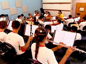 O Ação deste sábado apresenta o projeto Moinho Cultural (Foto: Reprodução de TV)