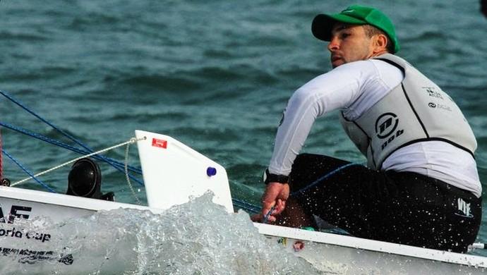 Bruno Fontes velejador (Foto: ISAF/Divulgação)