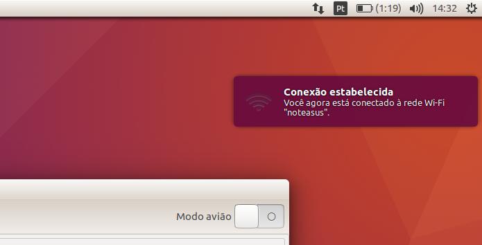Veja como transformar um notebook Linux em roteador e compartilhar Wi-Fi (Foto: Reprodução/Edivaldo Brito)