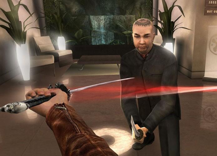 Red Steel, de Wii, foi um dos piores games dos anos 2000 (Foto: Divulgação/Ubisoft)