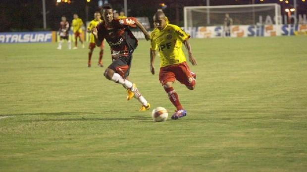 atlético sorocaba x oeste (Foto: Assis Cavalcante/ Agência BOM DIA)