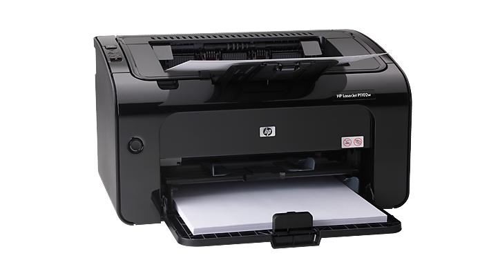 Impressora HP LaserJet Pro P1102w é um pouco mais cara, porém com recursos mais avançados (Foto:Divulgação/HP)