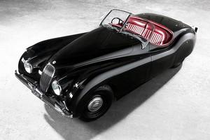Jaguar XK 120 1949 (Foto: Jaguar)