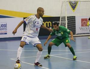 Chico Paulista São José Futsal Assoeva (Foto: Quarttus Marketing)