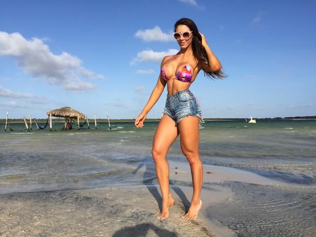 Carol Saraiva (Foto: Divulgação)