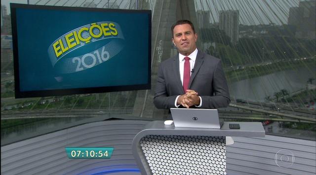 Confira compromissos de candidatos à prefeitura da capital na segunda-feira (5)
