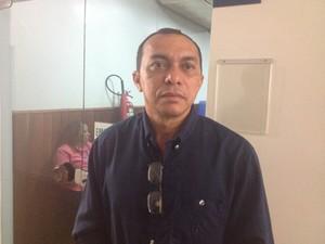 superintendente federal de agriculta no Amapá, Adailton Santos (Foto: Paula Monteiro/G1)