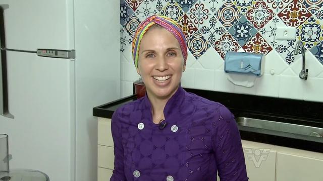 Karina Simas, nutricionista - Viver Bem (Foto: Reprodução/TV Tribuna)