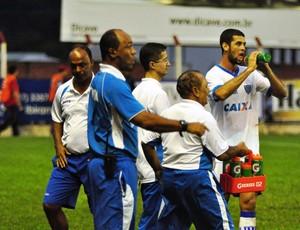Sérgio Soares em Avaí x Atlético de Ibirama (Foto: Orlando Pereira/ CAHA)
