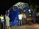 Número de mortos chega a 14 após acidente de ônibus, diz Viação 1001